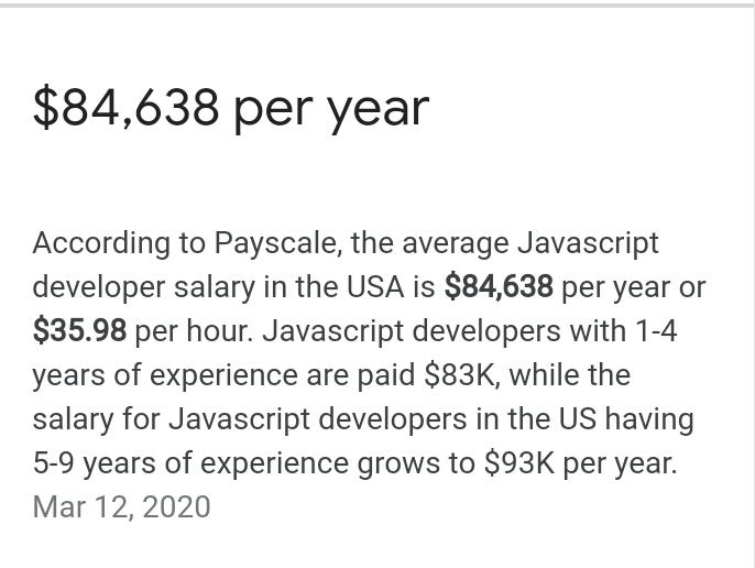 salary-of-javascript-developers